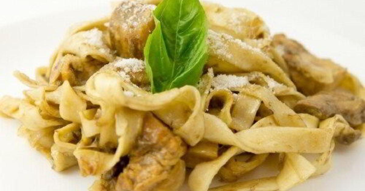 Самый Лучший Рецепт Пасты с Курицей и Грецкими Орехами — Пальчики Оближешь